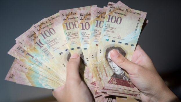 В Венесуэле социалисты решили ограбить собственное население