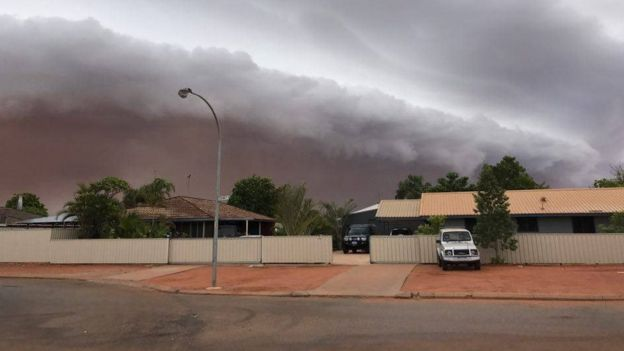 На Австралию обрушится тропический шторм