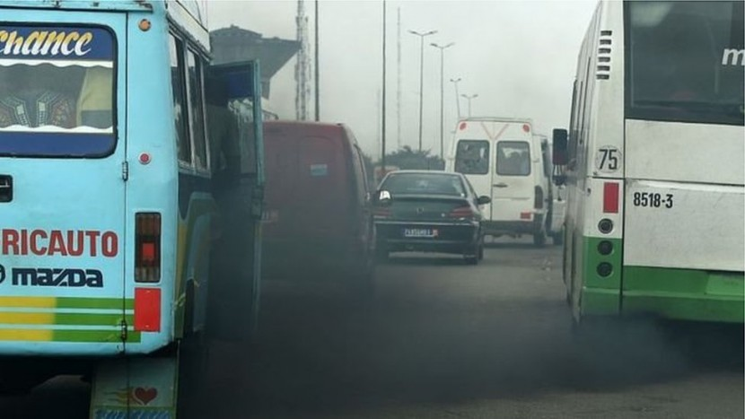 Европа поставляла в Африку «грязное топливо»