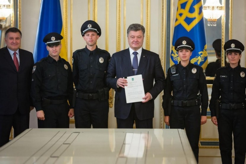 Порошенко инициировал создание новой финансовой полиции в Украине