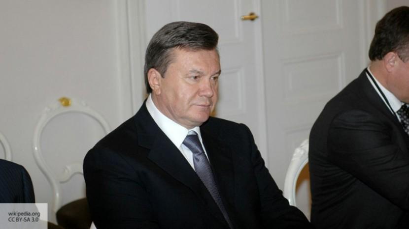 Печерский суд перенес заседание по делу Януковича