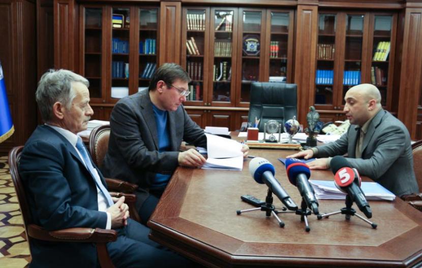 В Крыму создан Реестр по защите прав и свобод человека