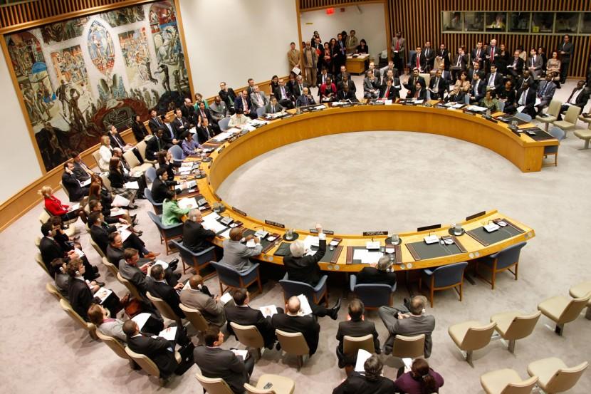 Украина стала одним из соавтором новой резолюции ООН