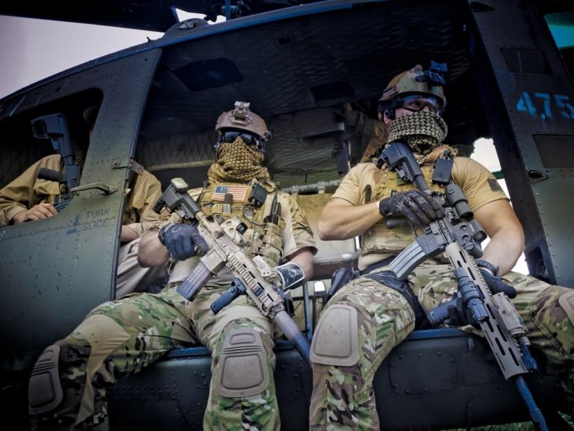 США направит в Сирию еще 200 спецназовцев
