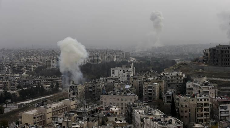Сирийские подразделения вновь сражаются вблизи Пальмиры