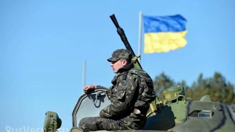 Украинский военнослужащий перебежал на сторону сепаратистов из ЛНР
