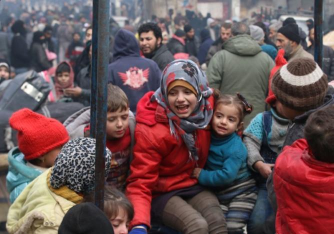 Сирийские власти назвали цену спасения боевиков извосточного Алеппо