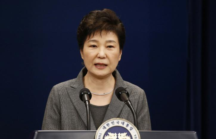 Южнокорейский парламент вынес билль об импичменте президента