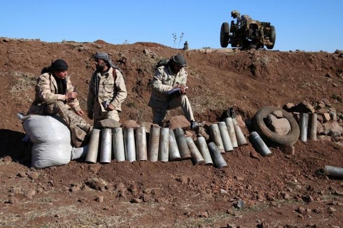 Сирийские повстанцы в Алеппо готовы обьединиться