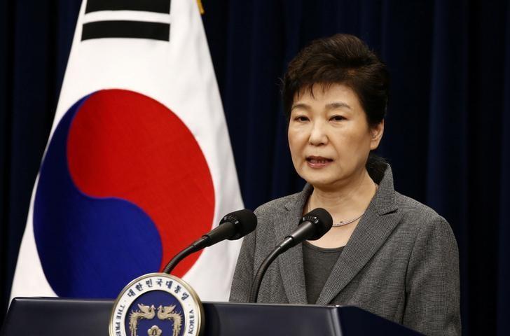 Парламент Южной Кореи подготовил законодательный проект оснятии сдолжности президента