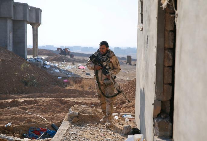 Иракские полицейские присоединятся к освобождению Мосула