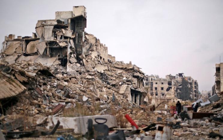 Красный Крест надеется вскоре возобновить эвакуацию жителей Алеппо