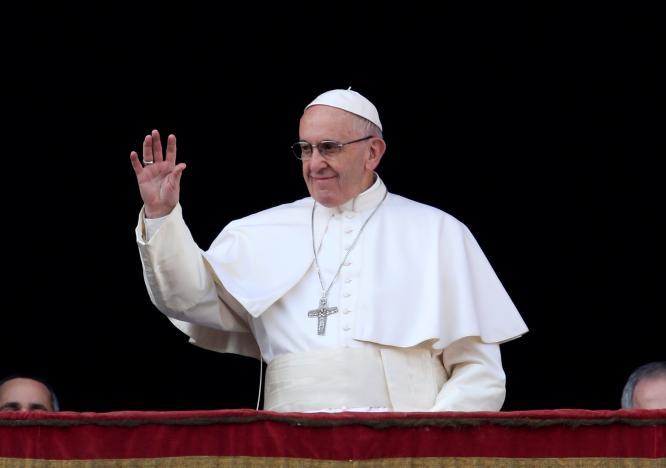 Папа Франциск призывает к прекращению войн