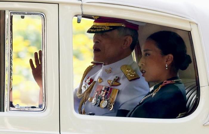 Таиланд обзавелся новым официальным королем