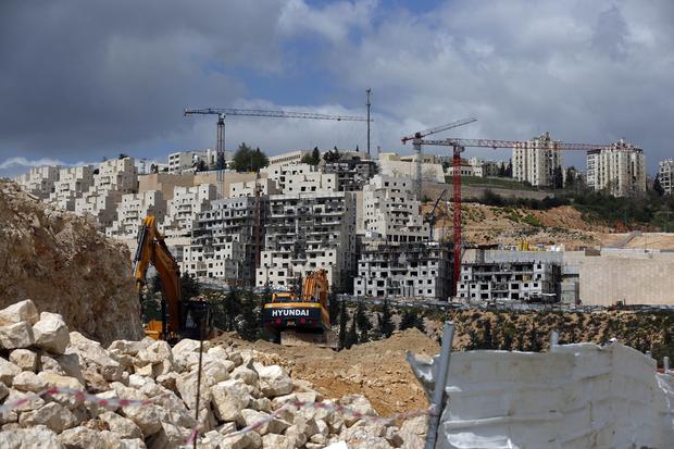 Израиль одобрил строительство домов на оккупированных территориях