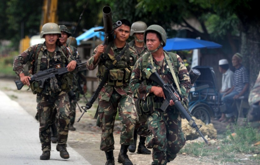 Филиппинские войска уничтожили 15 боевиков-исламистов