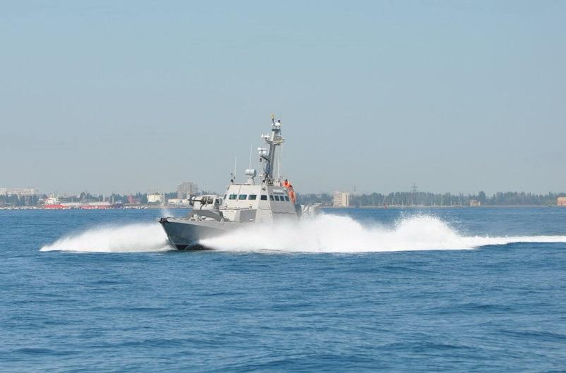 ВМС Украины получат два новых бронекатера
