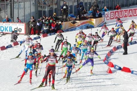 Антхольц. Сергей Семенов выигрывает бронзу в особой гонке!