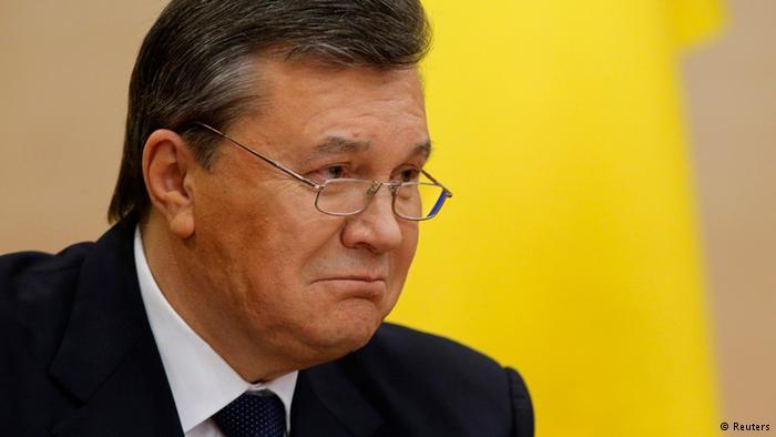 Янукович вызван ГПУ в Киев для открытия судебного дела