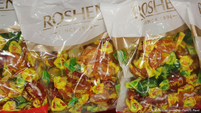 В апреле состоится закрытие отдела украинской фабрики Roshen в РФ