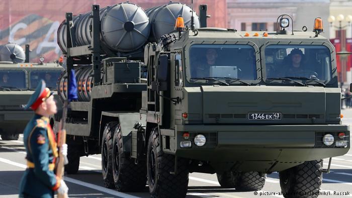 Ракетный комплекс «Триумф» заступил в Севастопольский полк