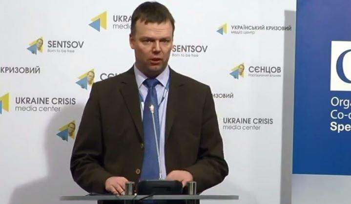 ОБСЕ увеличит количество представителей на территории Донбасса