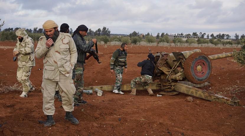 Группировка Джабхат аль-Шам в Сирии набирает сторонников