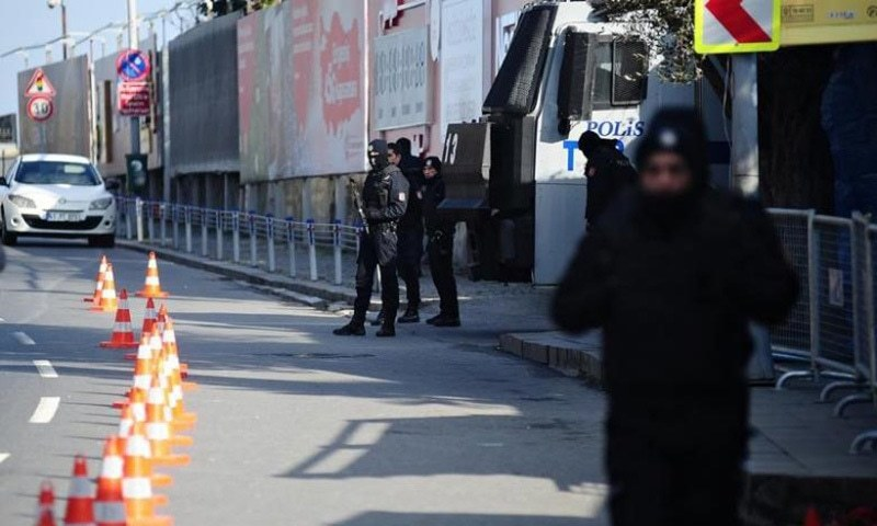Установлена личность террориста, убившего 39 человек в Стамбуле