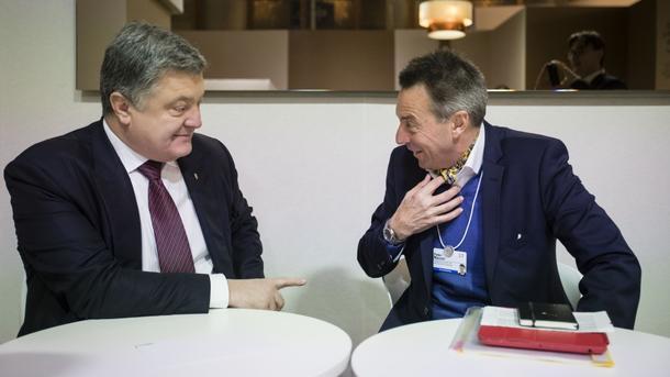 Порошенко: Красный Крест выделит Украине $60 млн