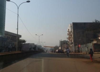 Баменда превратилась в город-призрак из-за забастовки учителей