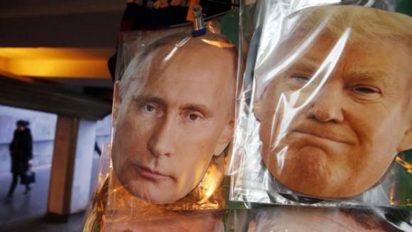Трамп назвал «охотой на ведьм» обвинения в адрес России