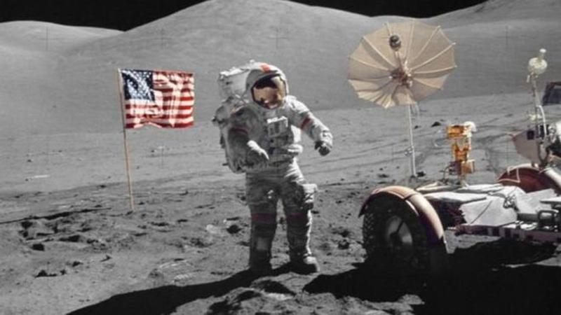 Скончался последний побывавший на Луне человек