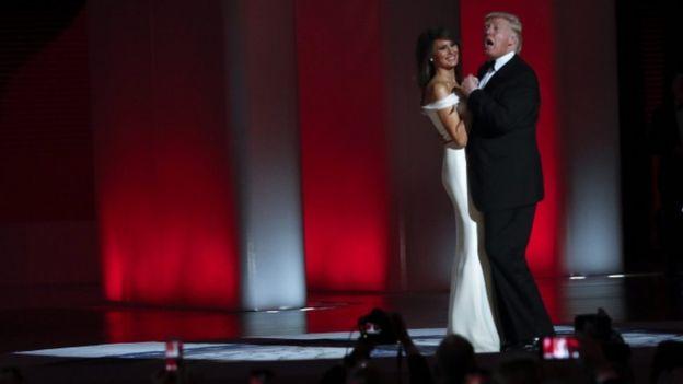 Трамп стал новым президентом США