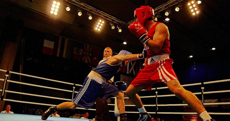 Чемпионат Европы по боксу пройдет в Харькове