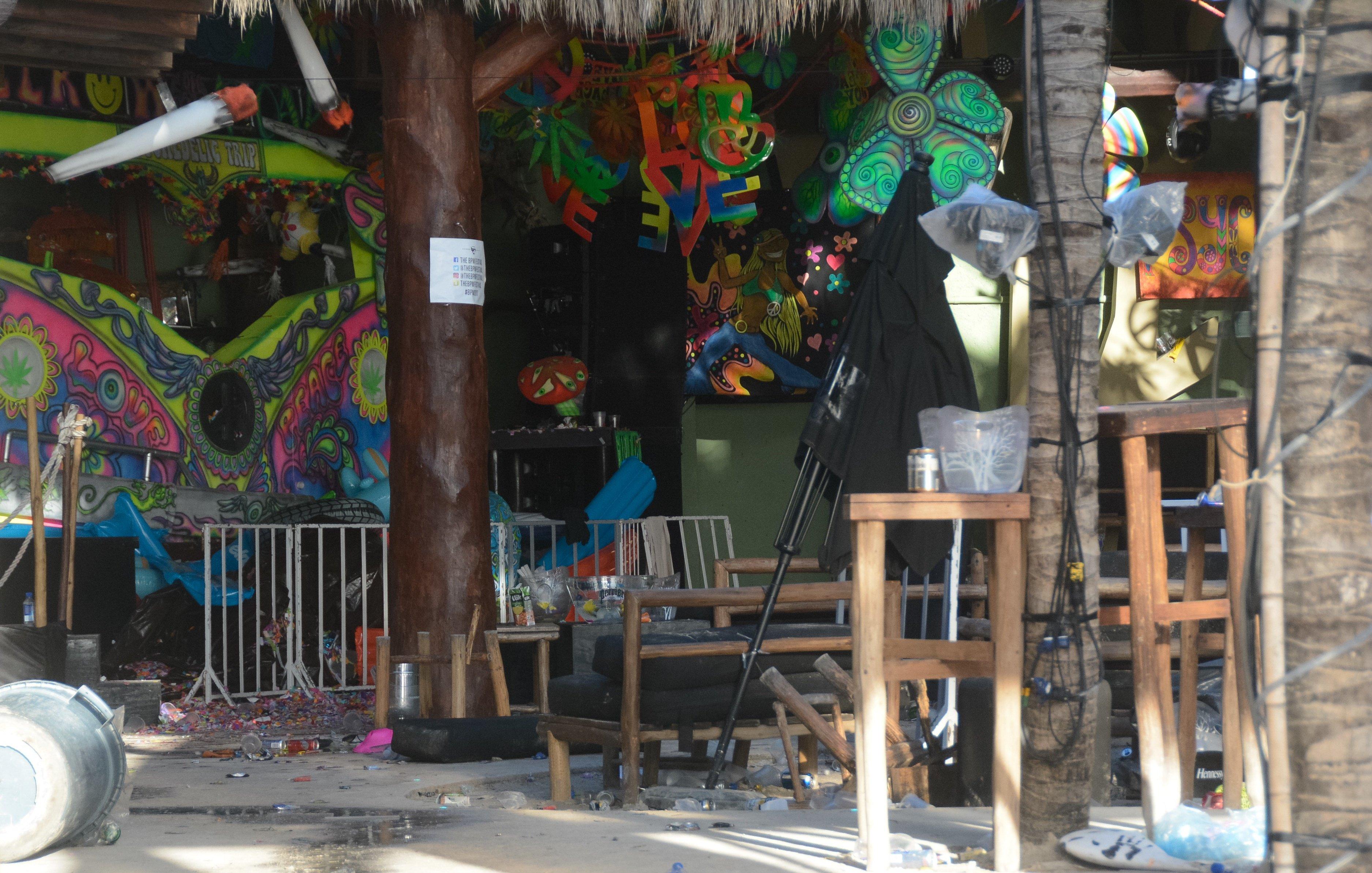 ВМексике нафестивале открыли стрельбу: есть убитые ираненые