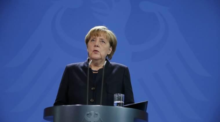 Популярность партии Меркель возрастает