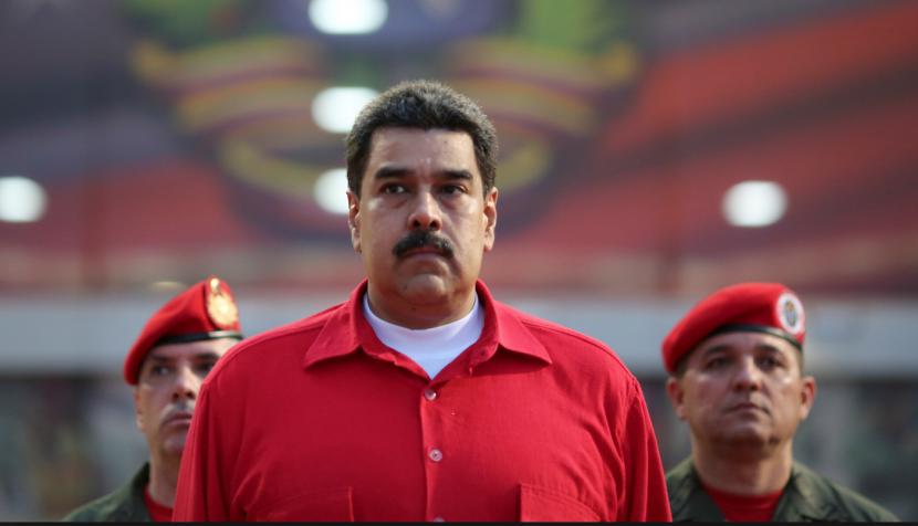 Парламент Венесуэлы объявил об отставке президента Мадуро