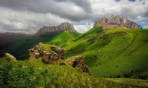 Горы и перевалы Адыгеи