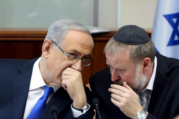 В Израиле назрел проект по колонизации оккупированных территорий