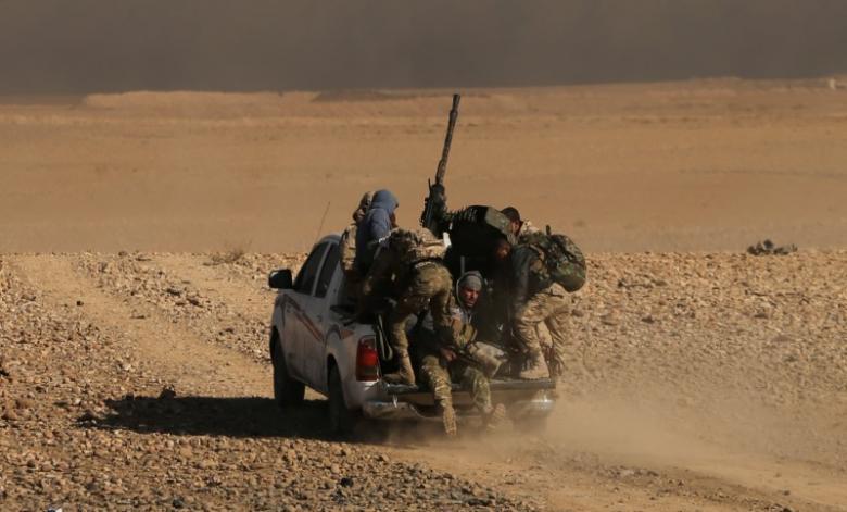 15 граждан Мосула погибли отогня ВВС коалиции воглаве сСША