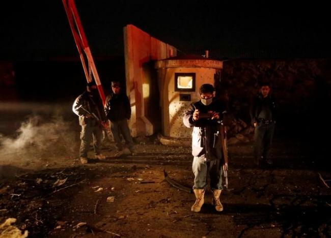 В Афганистане произошло два одновременных теракта