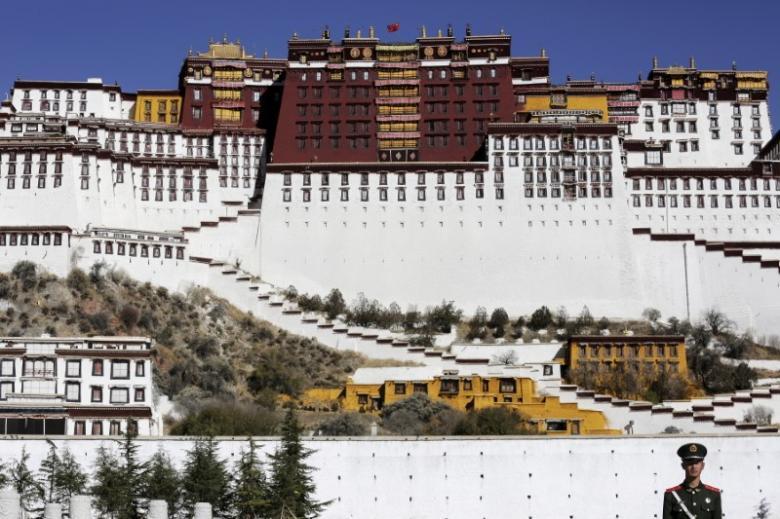 Китай усиливает защиту тибетско-китайской границы