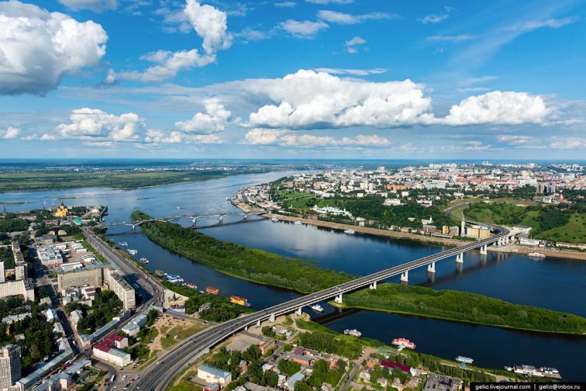 Отличные экскурсии по Нижнему Новгороду!