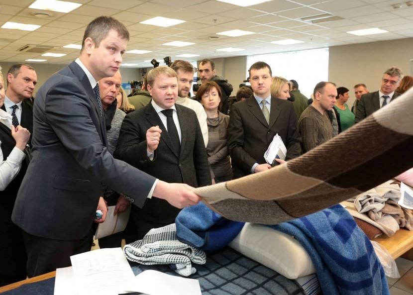 Укрзализныця обновит постельное белье в украинских поездах