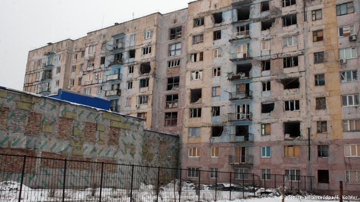 ОБСЕ критикует ситуацию в районе Авдеевки