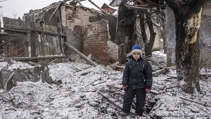 Трамп заверил Порошенко в своей поддержке в ситуации вокруг Авдеевки