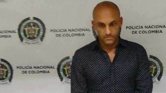 Бывшего футболиста арестовали с килограммом кокаина