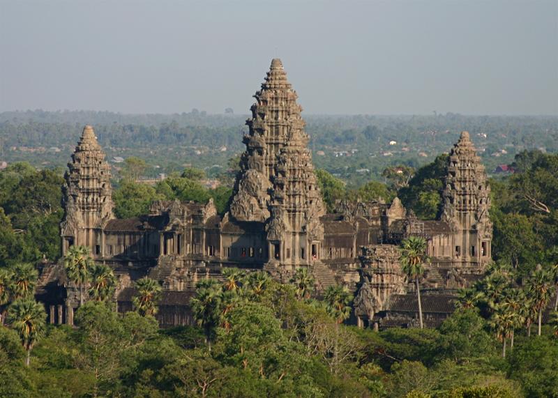 Замечательный отдых в Камбодже!