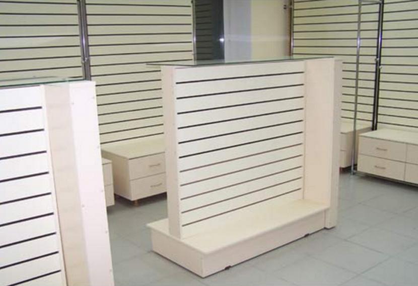 Применение встроенной мебели в небольшой квартире