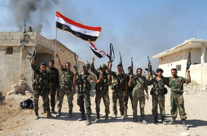 Сирийская армия продолжит наступать на ИГ на севере страны